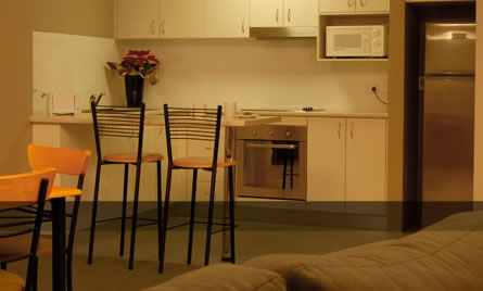 Pavilion On Northbourne Hotel  Serviced Apartments - Accommodation Main Beach