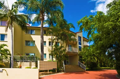 Bayview Waters Apartments - Accommodation Main Beach