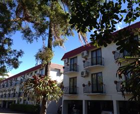 Airport Hacienda Best Western Motel - Accommodation Main Beach