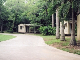 Travellers Rest Caravan and Camping Park - Accommodation Main Beach