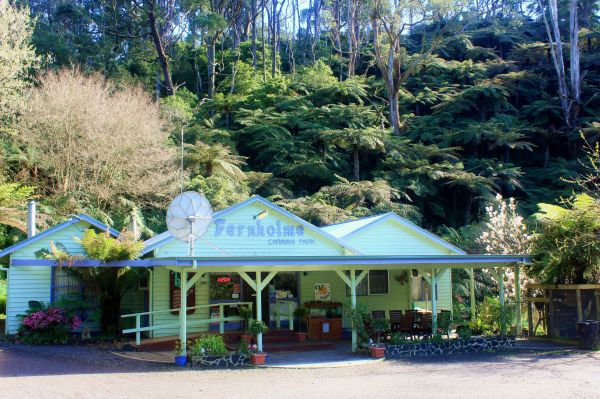 Tarra Valley Caravan Park - Accommodation Main Beach