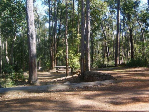 Barrabup Camp at St John Brook National Park - Accommodation Main Beach