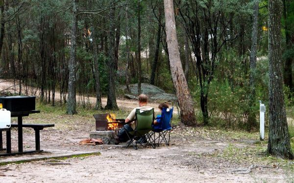Girraween National Park Camping Ground - Accommodation Main Beach