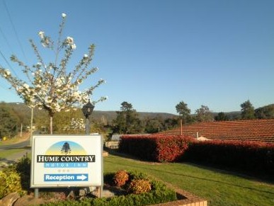 Hume Country Motor Inn - Accommodation Main Beach