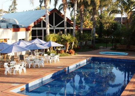 Quality Resort Mildura - Accommodation Main Beach