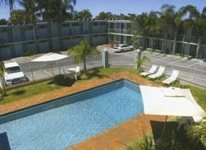 Commodore Motor Inn Mildura - Accommodation Main Beach
