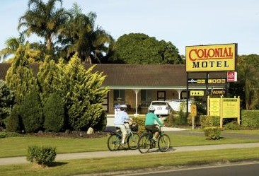 Ballina Colonial Motel - Accommodation Main Beach
