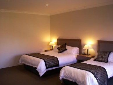 Parkes Int Motor Inn - Accommodation Main Beach