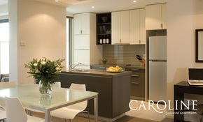 Caroline Serviced Apartments Brighton - Accommodation Main Beach