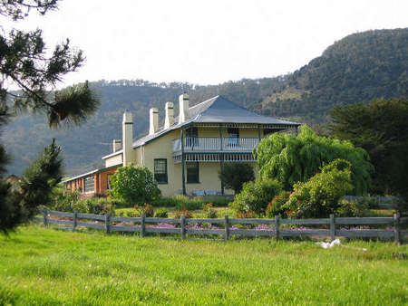 Stanton Bed and Breakfast - Accommodation Main Beach
