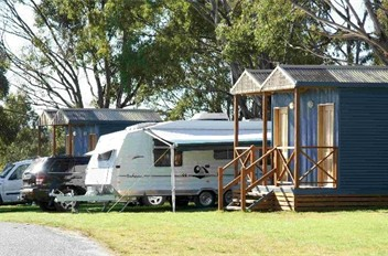 St Helens Caravan Park - Accommodation Main Beach