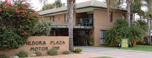 Mildura Plaza Motor Inn - Accommodation Main Beach