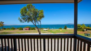 Port Lincoln Tourist Park - Accommodation Main Beach