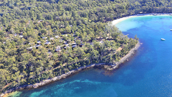 Stewarts Bay Lodge - Accommodation Main Beach