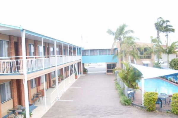 Pacific Motor Inn - Accommodation Main Beach