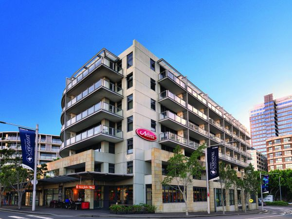 Adina Apartment Hotel Sydney Darling Harbour - Accommodation Main Beach