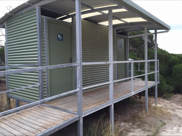 Allports Beach Camping Ground - Accommodation Main Beach