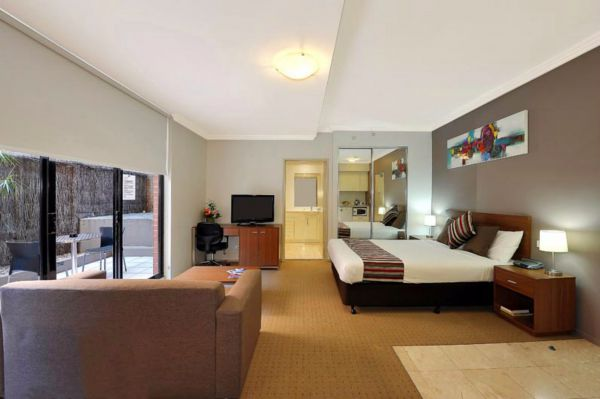 APX Apartments Darling Harbour - Accommodation Main Beach