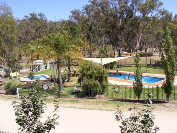 Murray River Hideaway Holiday Park - Accommodation Main Beach