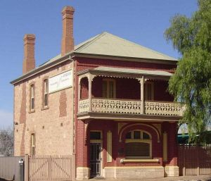 Savings Bank of South Australia - Old Quorn Branch - Accommodation Main Beach