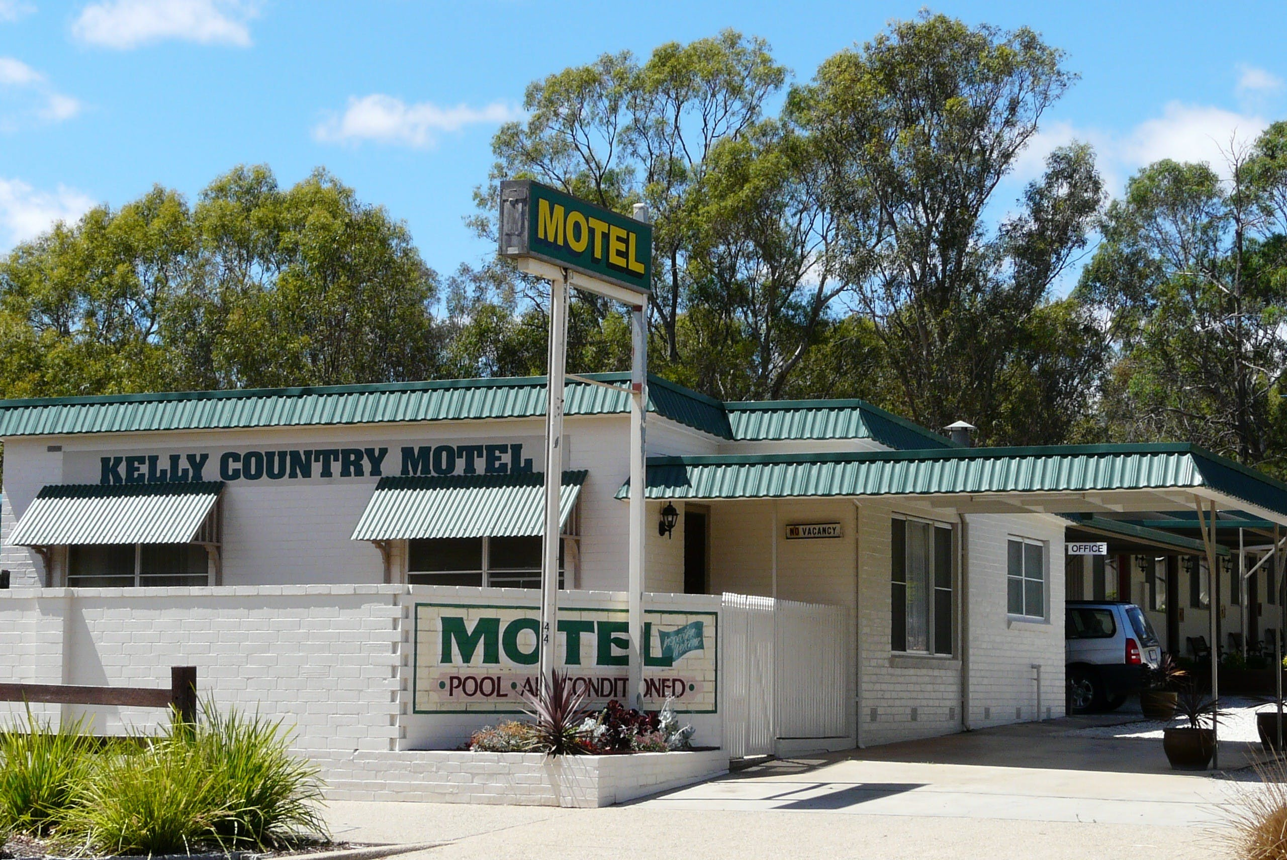 Glenrowan Kelly Country Motel - Accommodation Main Beach