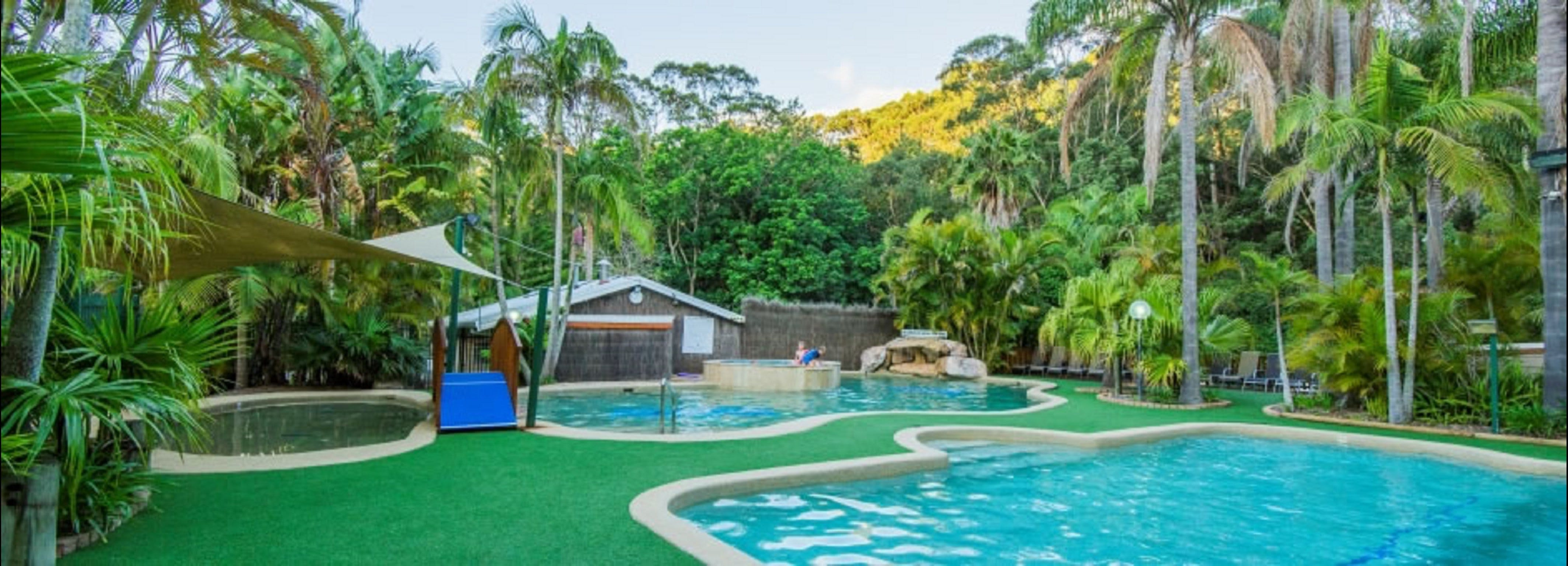 The Palms at Avoca - Accommodation Main Beach