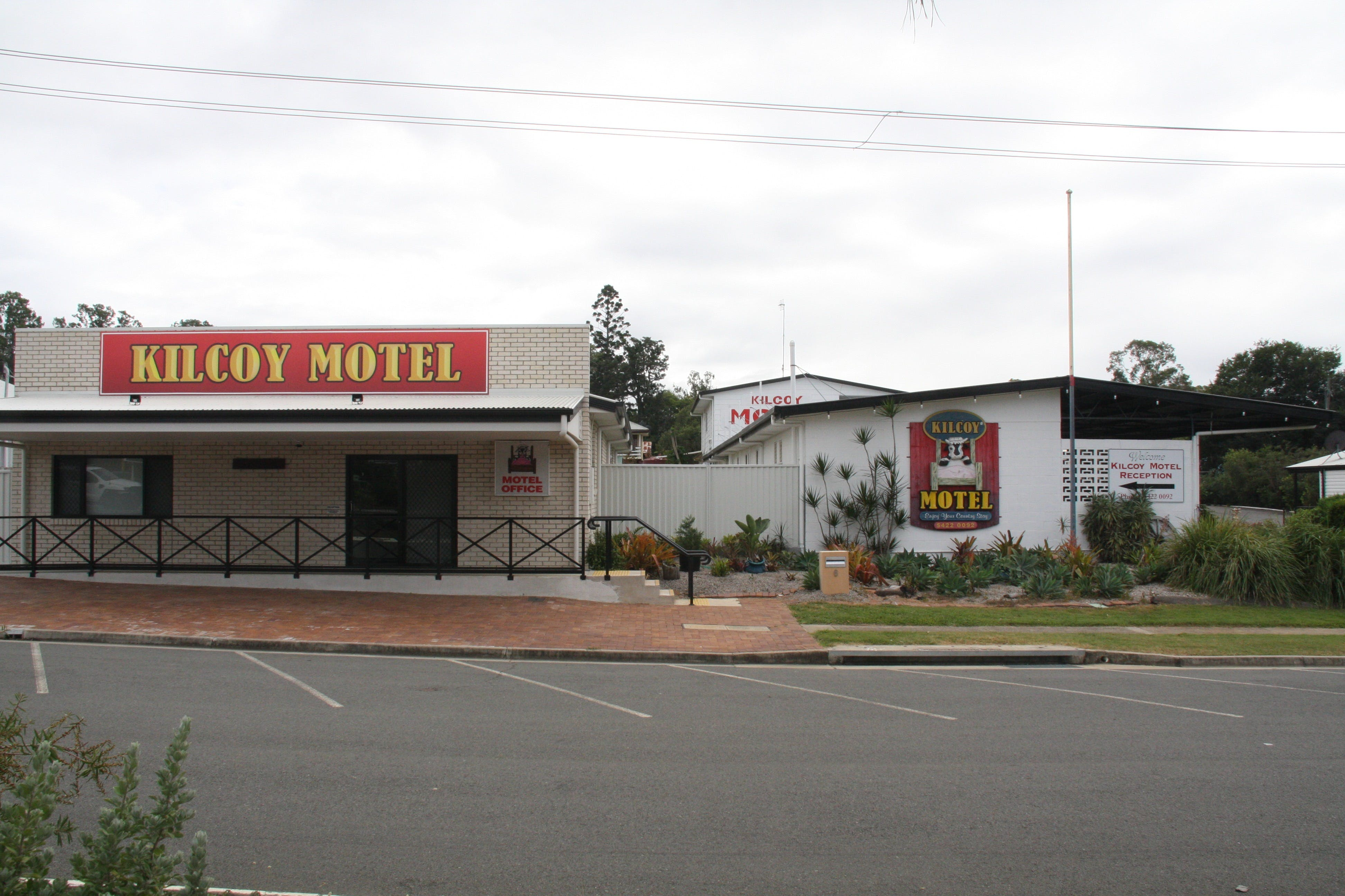 Kilcoy Motel - Accommodation Main Beach