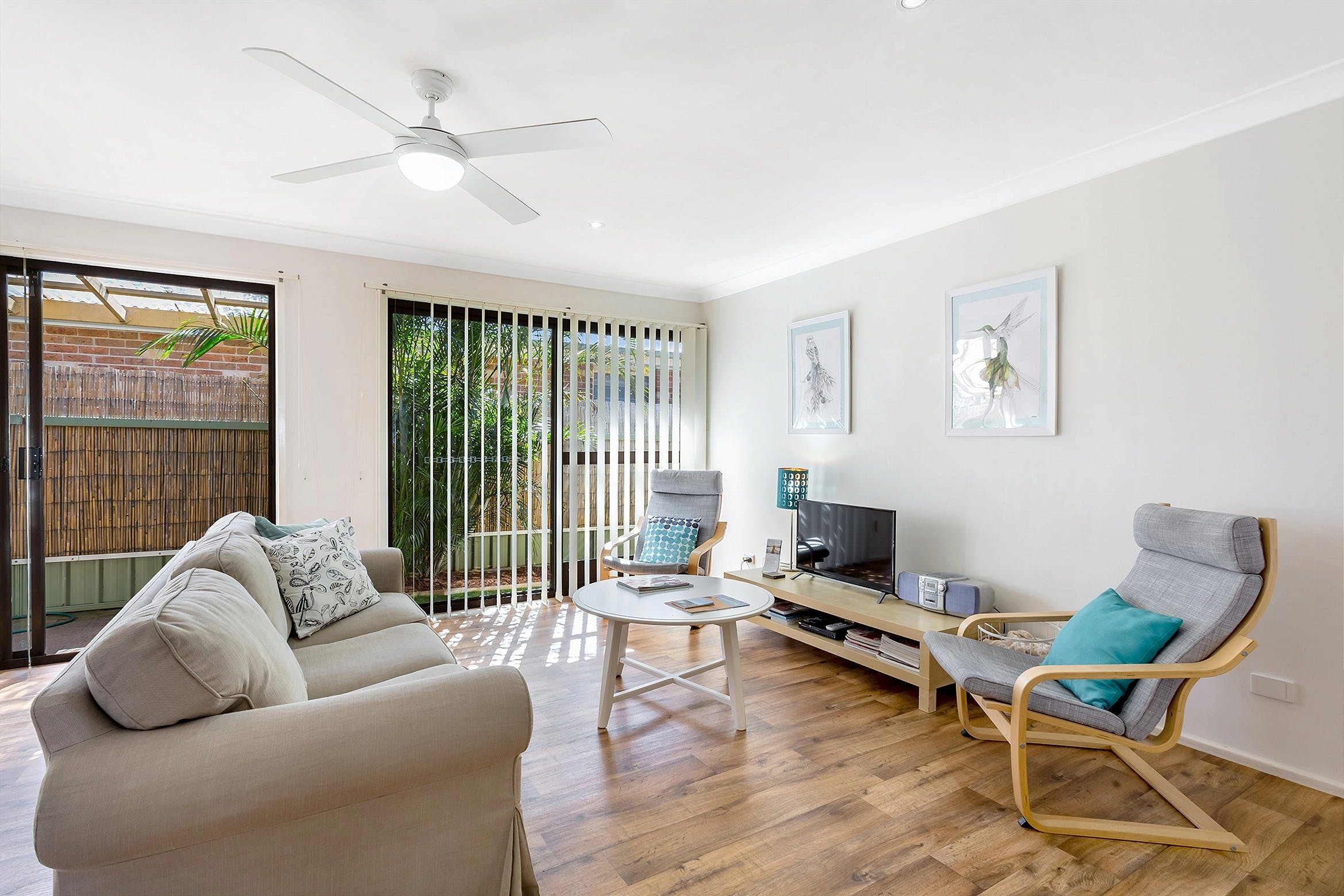 Shearwater at Shoal Bay Cottage One - Dogs Welcome - Accommodation Main Beach