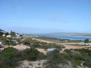 Baird Bay Campground - Accommodation Main Beach