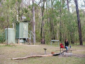Ten Mile Hollow campground - Accommodation Main Beach