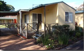 Bays Holiday Park - Accommodation Main Beach