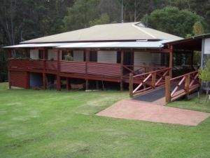 Pemberton Camp School - Accommodation Main Beach