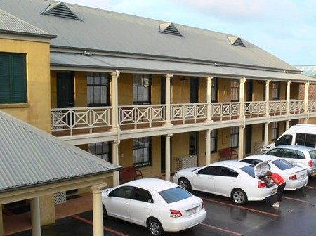 Ballina Heritage Inn - Accommodation Main Beach