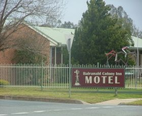 Balranald Colony Inn Motel - Accommodation Main Beach