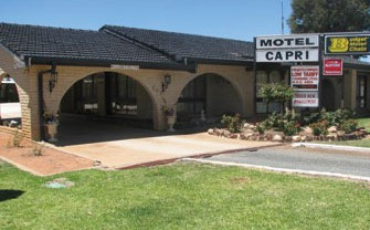 Balranald Capri Motel - Accommodation Main Beach