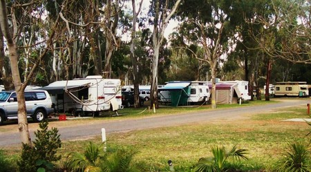 Buronga Riverside Tourist Park - Accommodation Main Beach