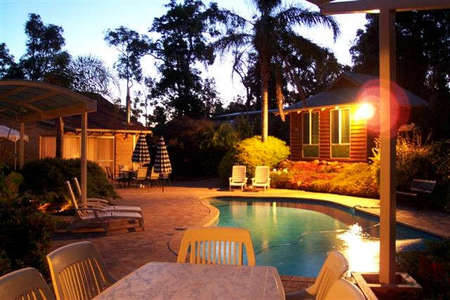 Woodlands Bed And Breakfast - Accommodation Main Beach