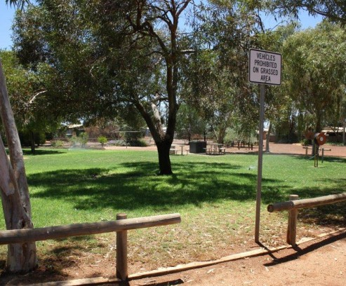 Alice Atkinson Caravan Park - Accommodation Main Beach