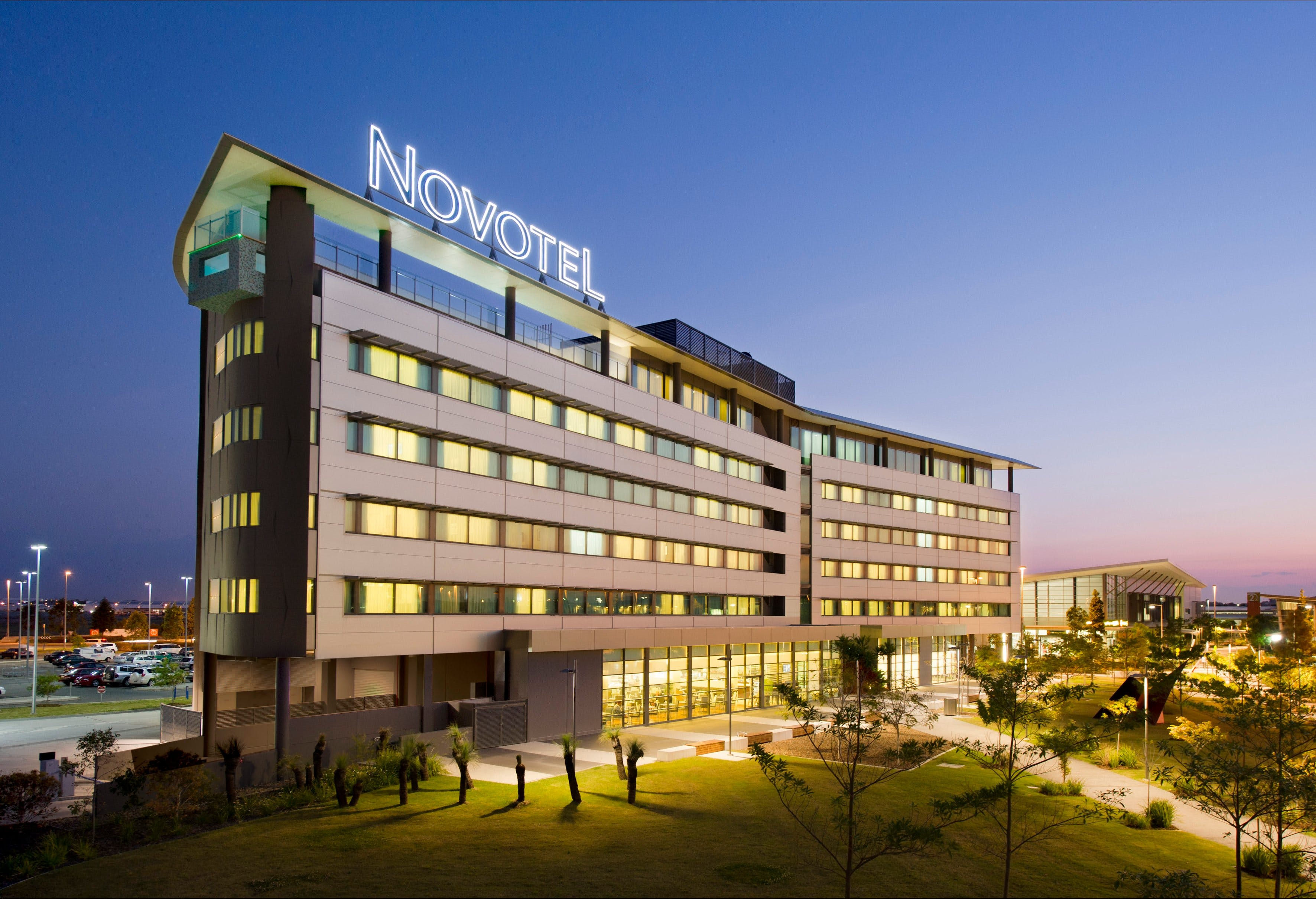 Novotel Brisbane Airport - Accommodation Main Beach
