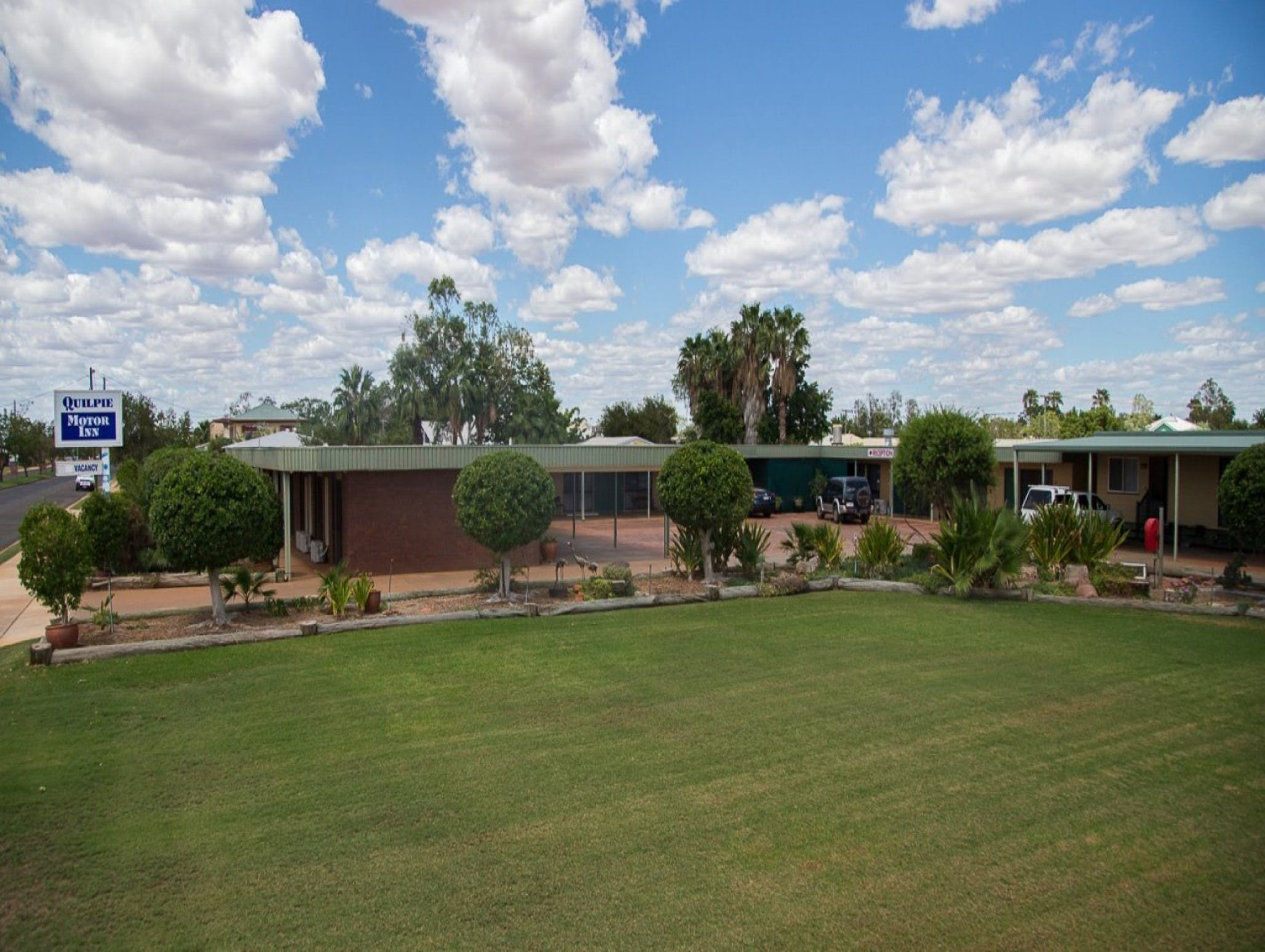 Quilpie Motor Inn - Accommodation Main Beach