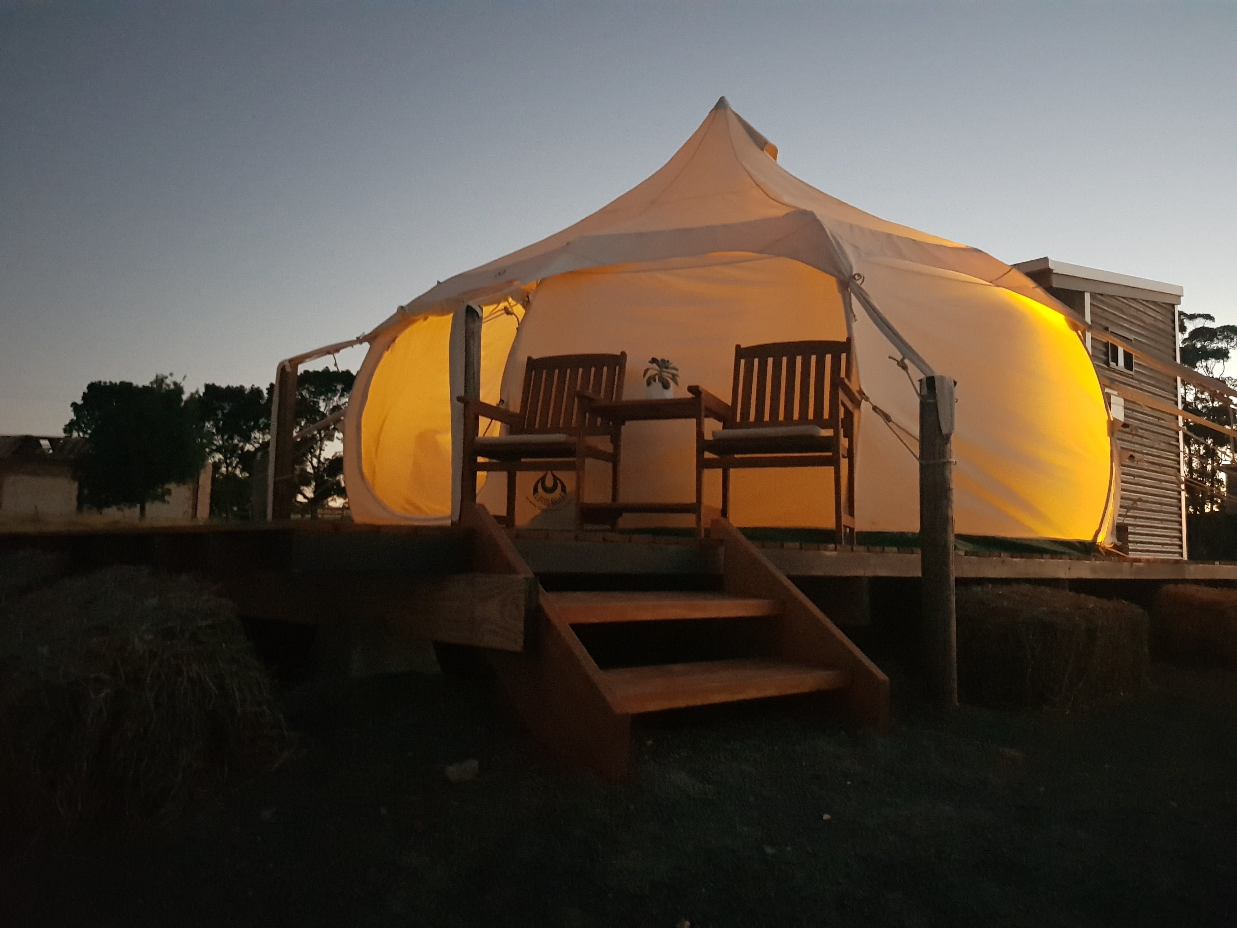 Bukirk Glamping Clare Valley - Accommodation Main Beach