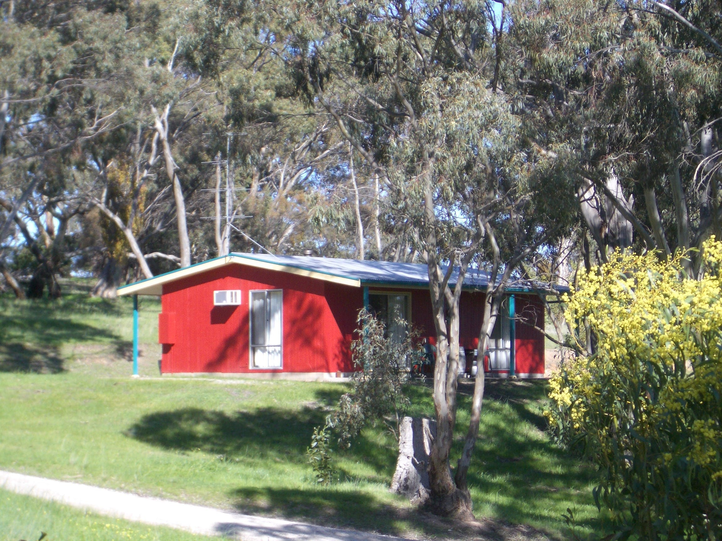Clare Valley Cabins - Accommodation Main Beach
