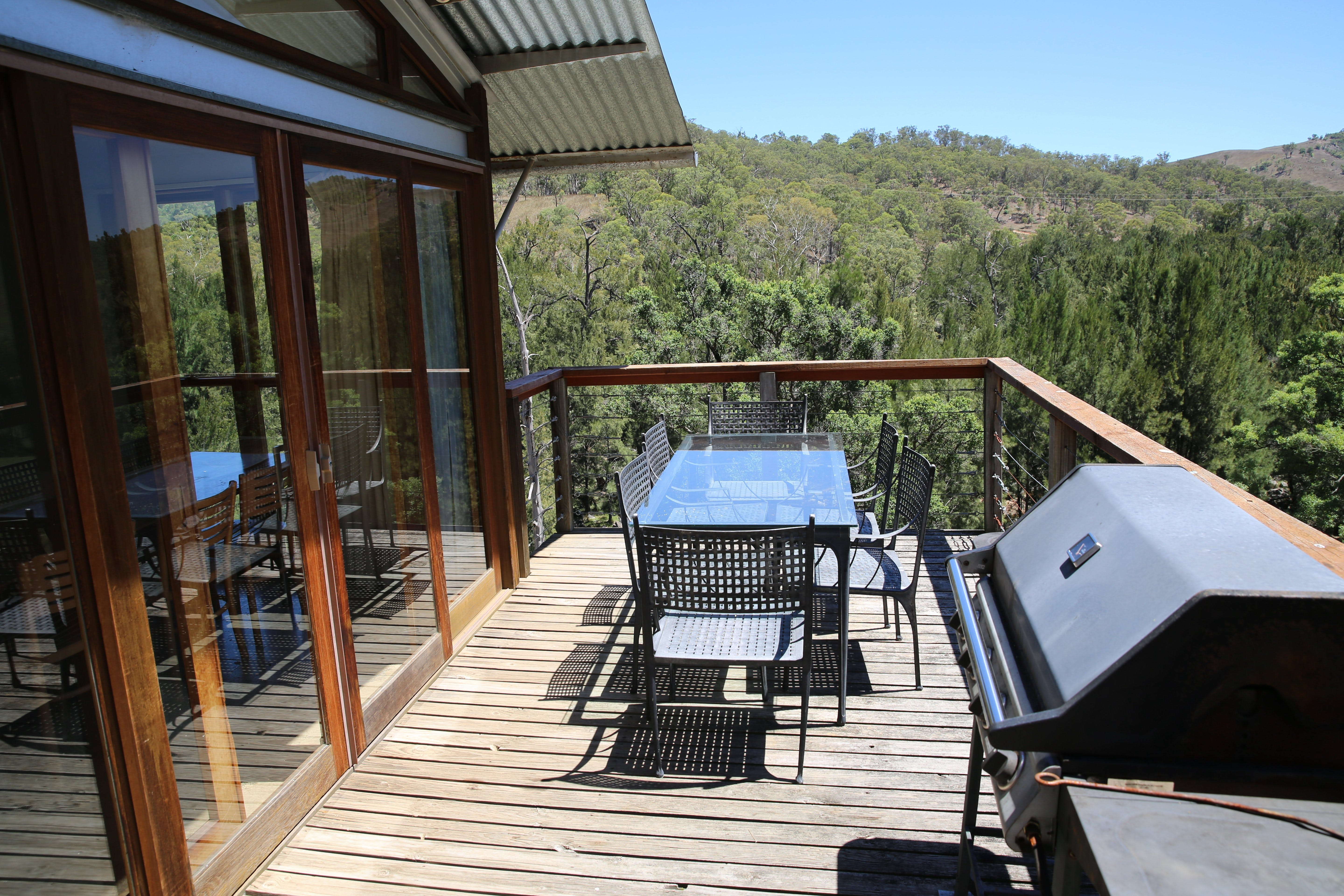 The Eco Lodge - Cox's River Rest - Accommodation Main Beach