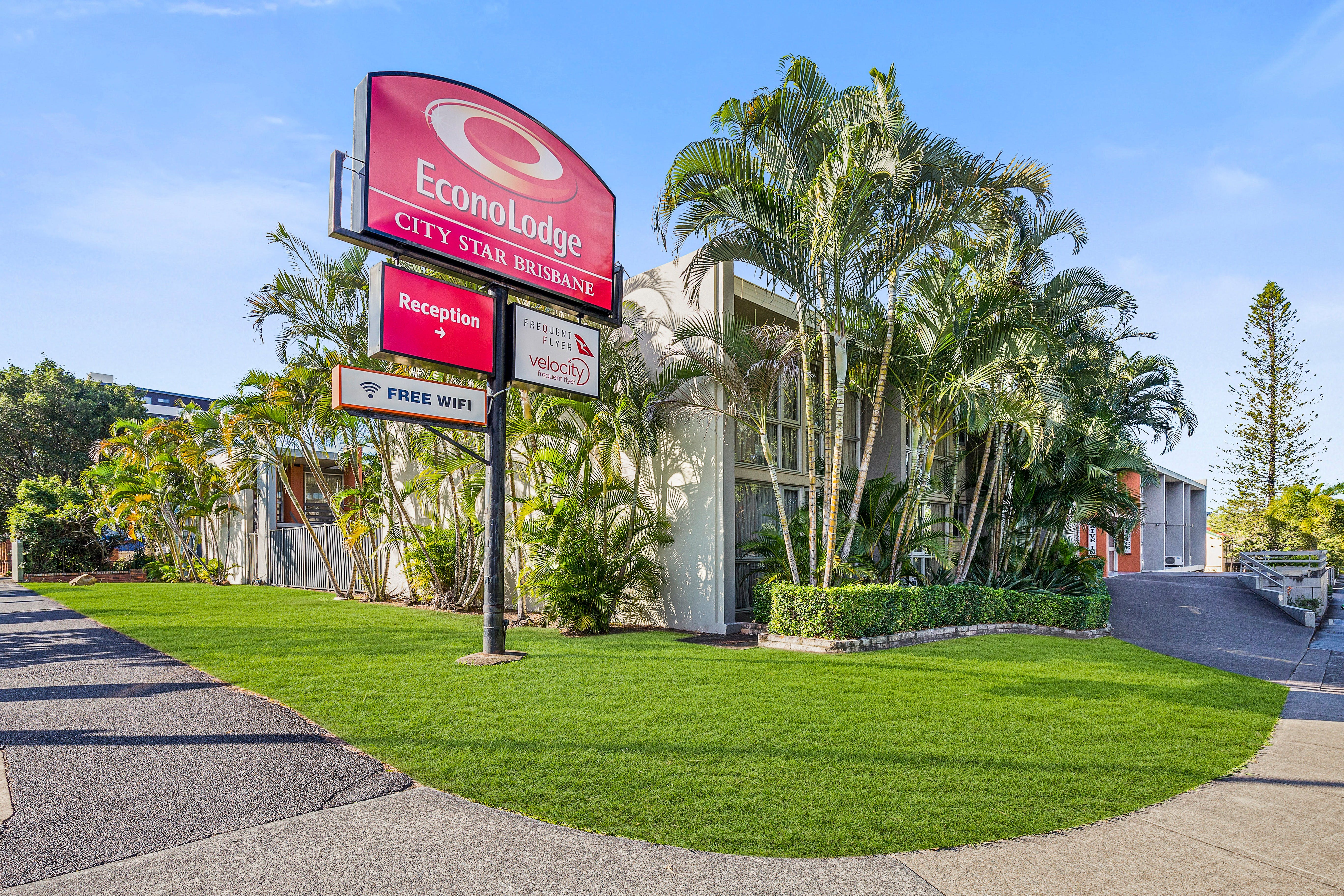 Econo Lodge City Star Brisbane - Accommodation Main Beach