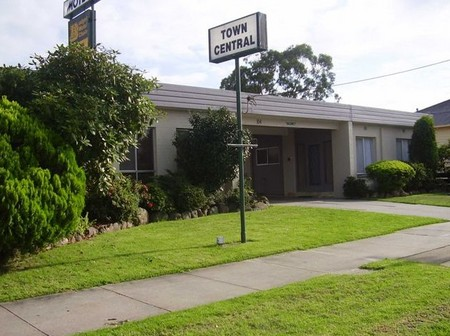 Bairnsdale Town Central Motel - Accommodation Main Beach