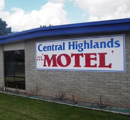 Central Highlands Motor Inn - Accommodation Main Beach