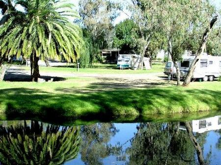 Euroa Caravan and Tourist Park - Accommodation Main Beach
