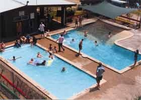 Bluegums Riverside Holiday Park - Accommodation Main Beach