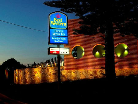 Best Western Drouin Motor Inn - Accommodation Main Beach