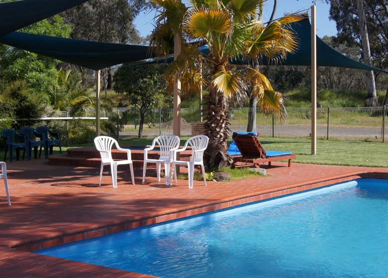 Bendigo Park Lane Holiday Park - Accommodation Main Beach